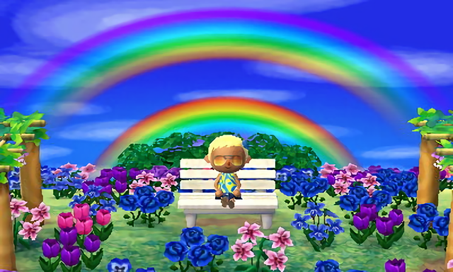 Double Rainbow All the Way!!!
